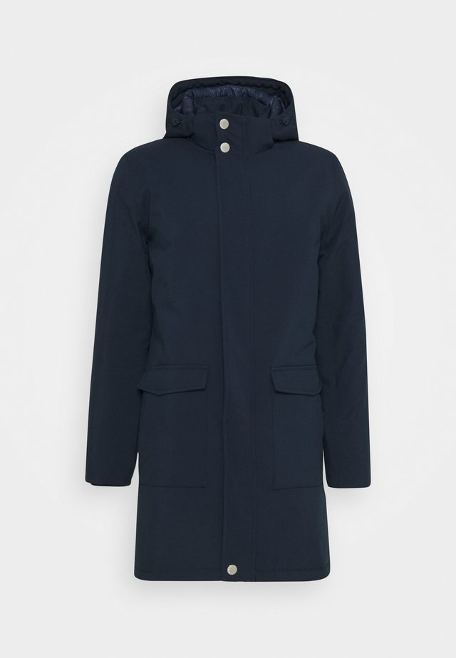 ODIN LONG - Parka - navy blazer