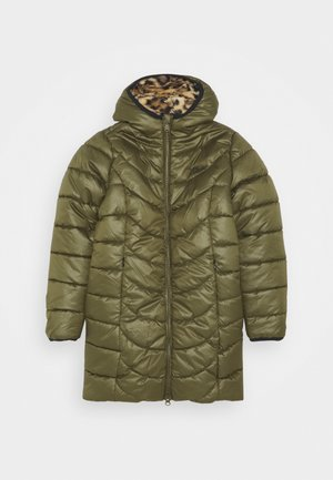 TILYA - Zimní bunda - ultra army