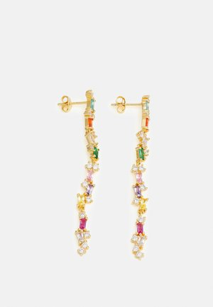 ANTELLA LUNGO EARRINGS - Earrings - gold-coloured
