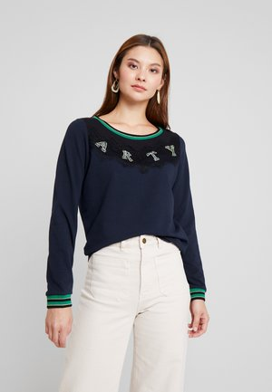 OSTONES - Sweatshirt - bleu marine