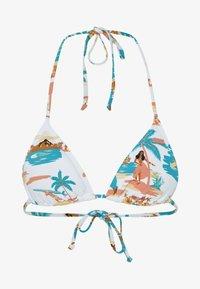 Roxy - Bikini top - bright white honolulu - 3