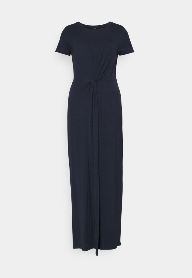 VMAVA LULU ANCLE DRESS TALL - Maxi dress - navy blazer