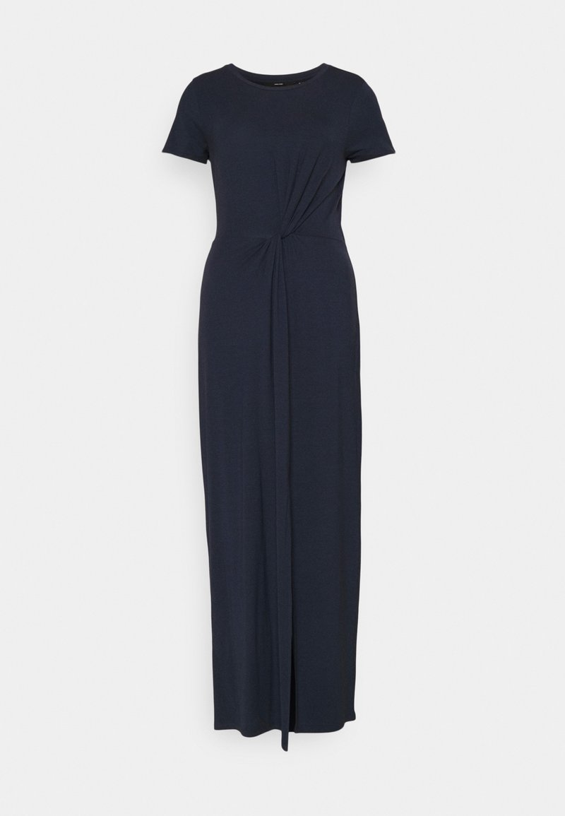Vero Moda Tall - VMAVA LULU ANCLE DRESS TALL - Maxi dress - navy blazer