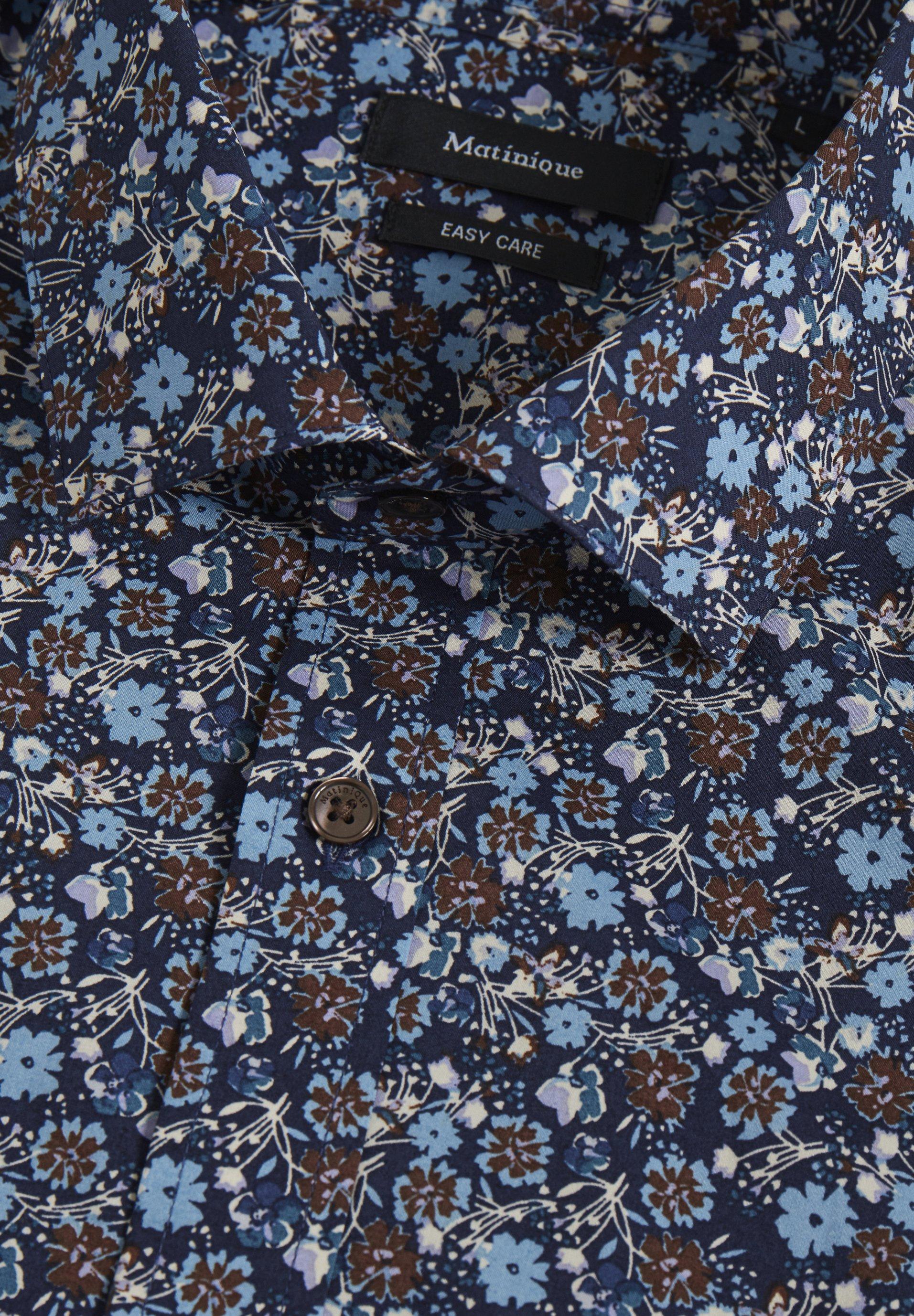 Matinique MATROSTOL - Camicia - rust brown - Abbigliamento da uomo Esplorare