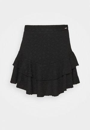 TATIANA SKIRT - A-line skirt - jet black