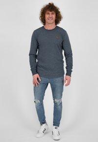 alife & kickin - Long sleeved top - marine - 1