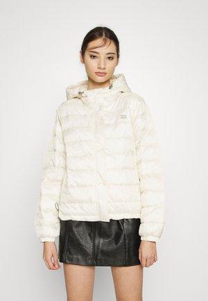 EDIE PACKABLE JACKET - Winter jacket - angora