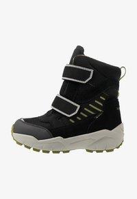 Superfit - CULUSUK - Zimní obuv - schwarz/grün - 0