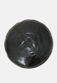 Uncommon Souls - BERET UNISEX - Hat - black - 2