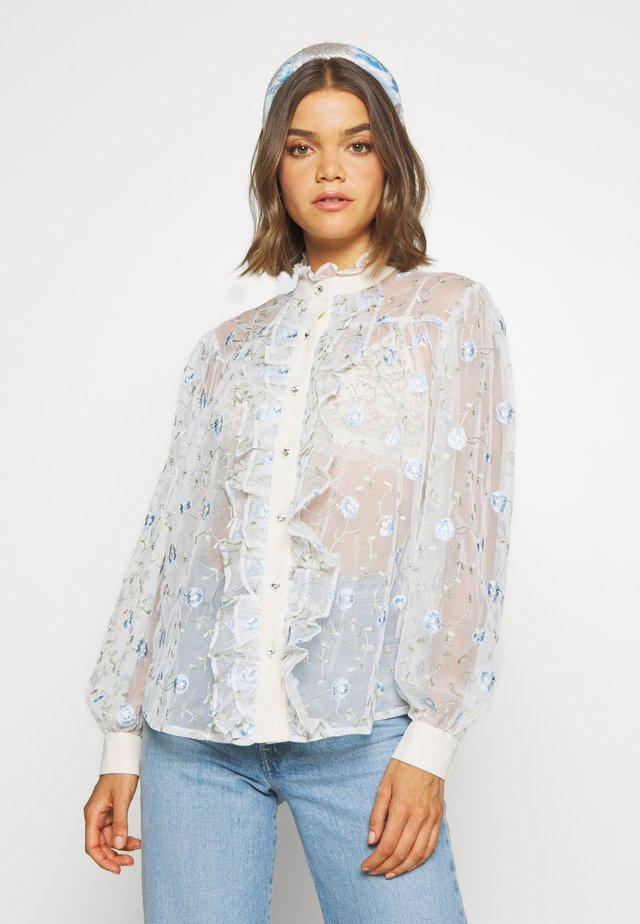 TOFFEE VINE  - Overhemdblouse - blue