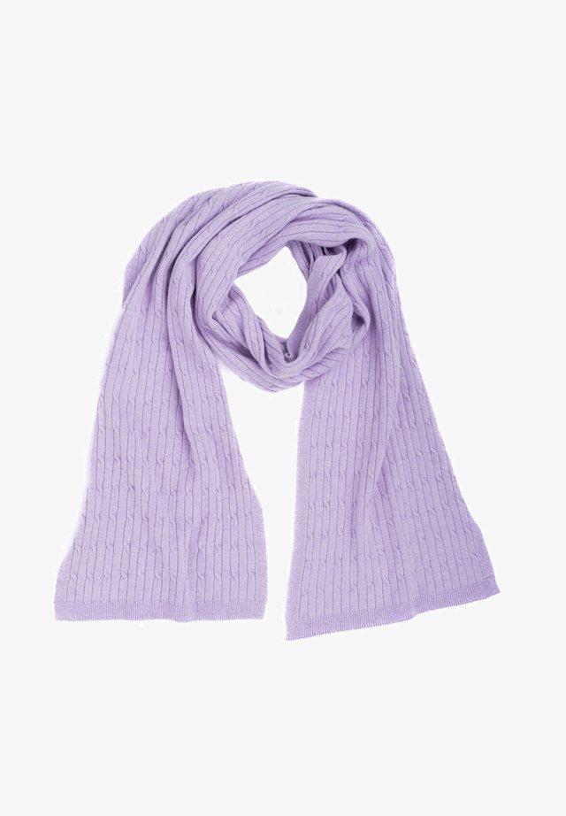 Sjal / Tørklæder - lilla