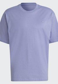 adidas Originals - PREMIUM TEE UNISEX - T-shirts basic - light purple - 8