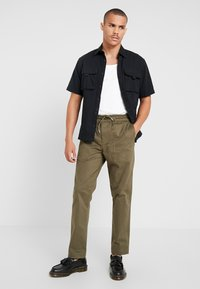 Soulland - POPPE - Trousers - green - 1