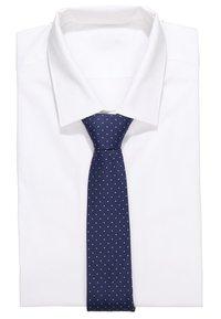 Calvin Klein - DOT TIE  - Tie - navy - 1