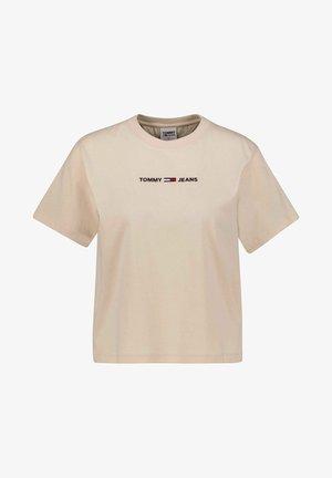 LINEAR  - Basic T-shirt - offwhite
