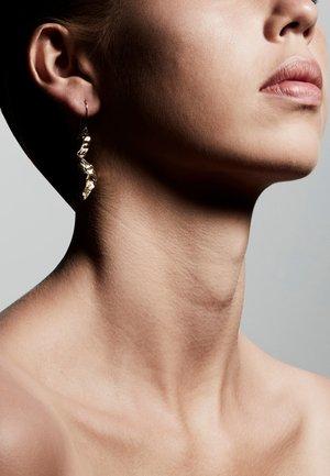 LAISHA - Earrings - gold plated