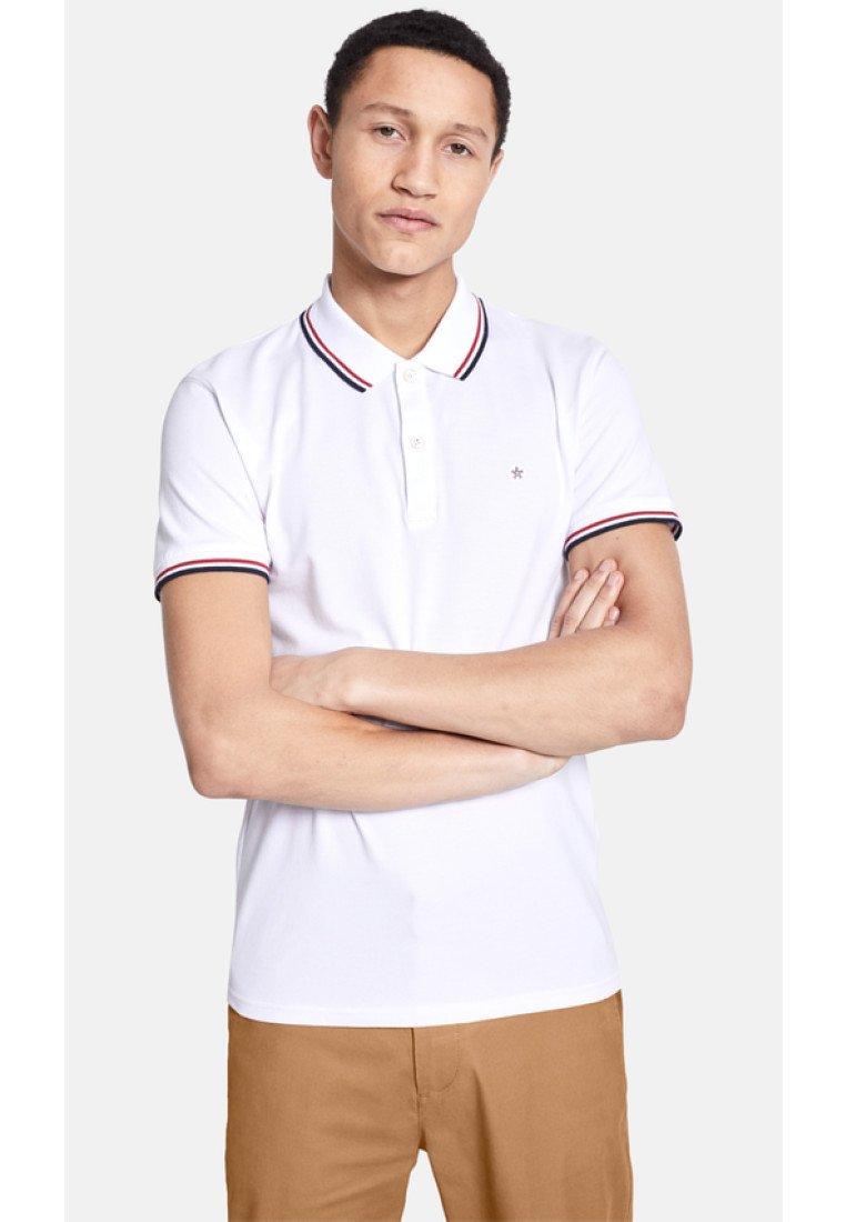 CELIO - NECE TWO - Polo shirt - white