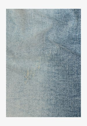 KATE BOYFRIEND - Jeans baggy - antic faded lapo blue destroyed