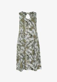 Paprika - Day dress - khaki - 4