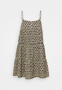 Levi's® - MARA DRESS - Denní šaty - beige/black - 3