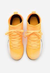 Nike Performance - MERCURIAL 7 CLUB FG/MG - Voetbalschoenen met kunststof noppen - laser orange/black/white - 3
