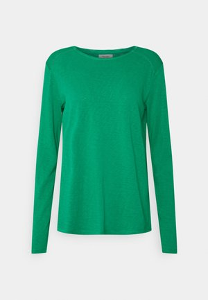 Long sleeved top - smaragd greed