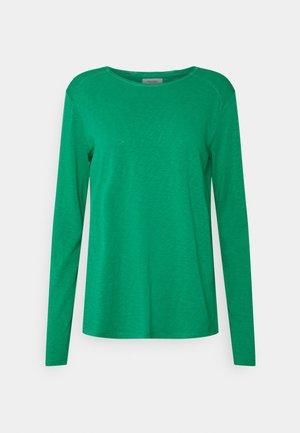 Long sleeved top - smaragd greed