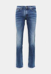 Tommy Jeans - SCANTON SLIM - Džíny Slim Fit - dynamic jacob mid blue stretch - 5