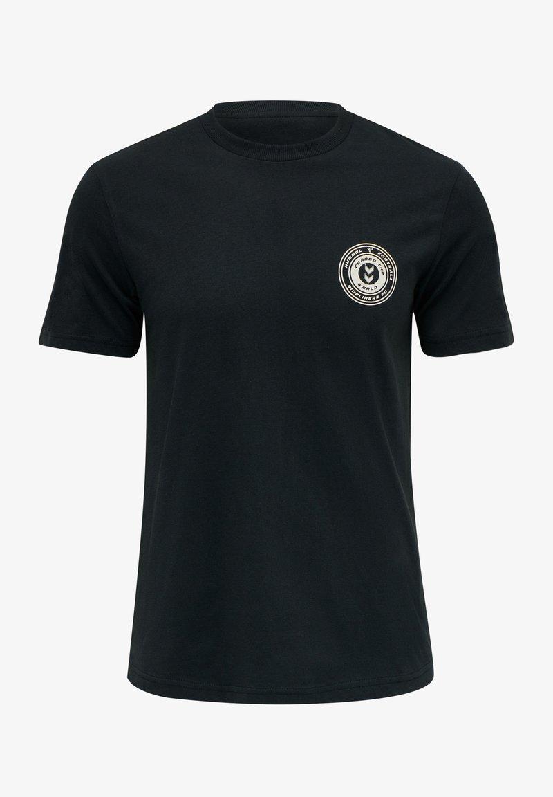Hummel Hive - T-shirt print - dark navy