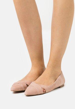 Ballerina's - nude