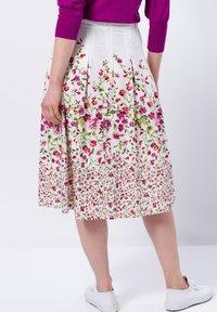 zero - A-line skirt - offwhite - 2