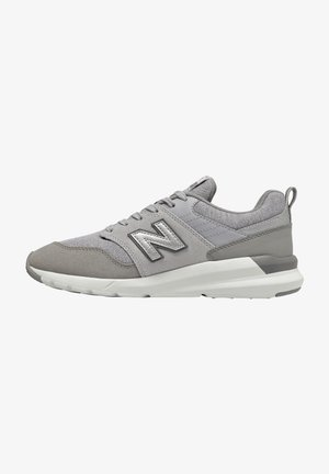 Trainers - light aluminum silver