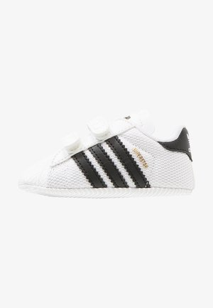 SUPERSTAR  - Krabbelschuh - white/core black