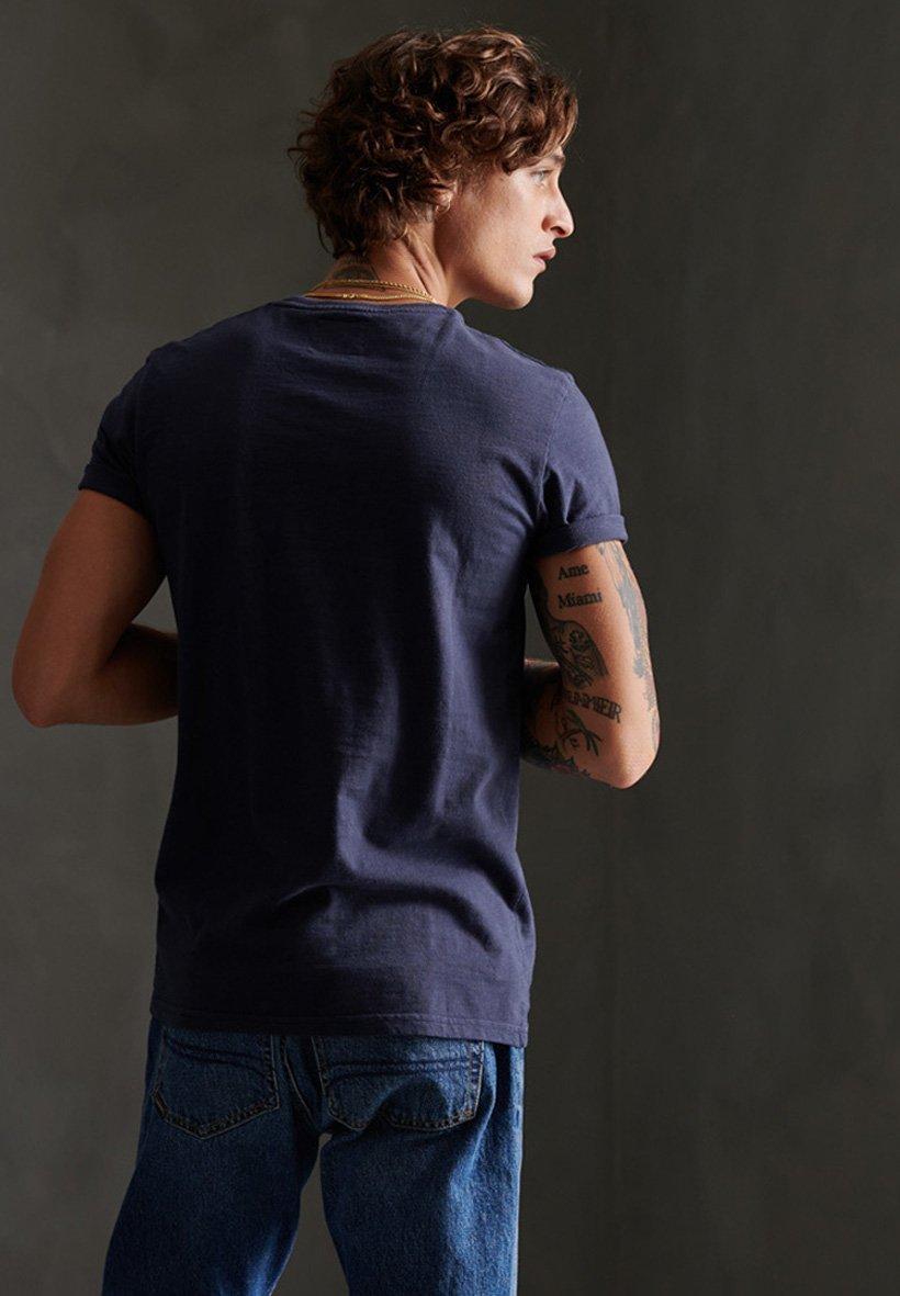 Men SUPERDRY WORKWEAR RISING SUN T-SHIRT - Print T-shirt