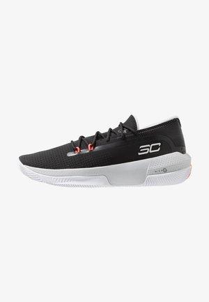 SC 3ZER0 III - Basketbalové boty - black/mod gray/halo gray