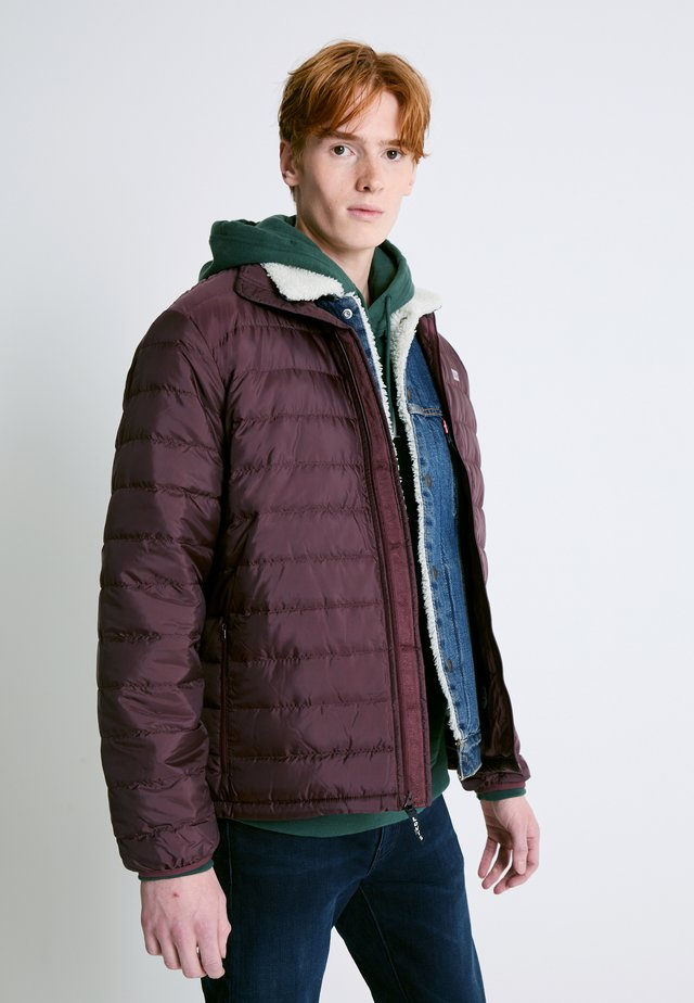 PRESIDIO PACKABLE JACKET - Down jacket - sassafras