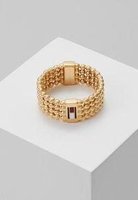 Tommy Hilfiger - DRESSED UP - Ring - gold-coloured - 2