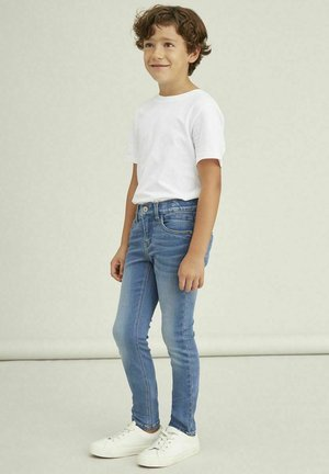 Jeans Skinny Fit - medium blue denim