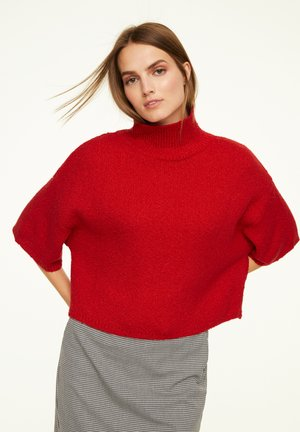 Jumper - scarlet red