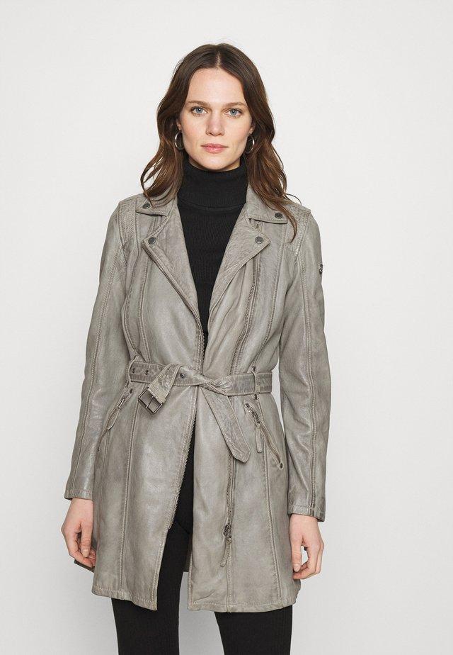 DENNA - Krátký kabát - grey