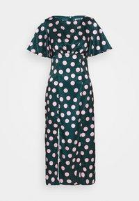 Chi Chi London - COZETTE DRESS - Denní šaty - green - 3