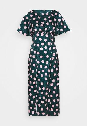 COZETTE DRESS - Denní šaty - green