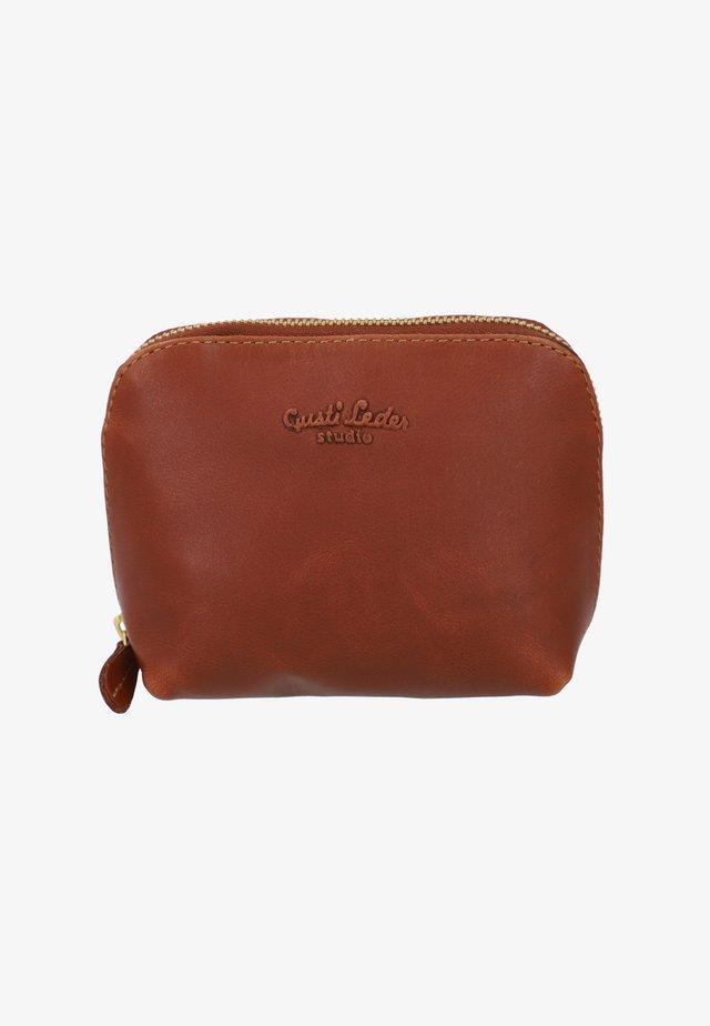 Kosmetická taška - honey brown