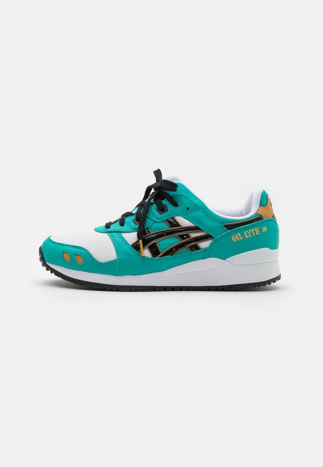 GEL-LYTE III OG UNISEX - Zapatillas - baltic jewel/black