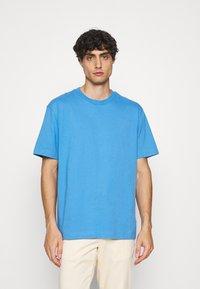 GAP - CREW  - Basic T-shirt - blue peak - 0