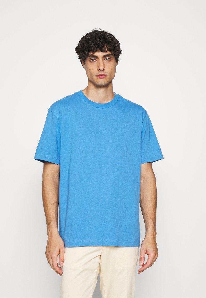 GAP - CREW  - Basic T-shirt - blue peak
