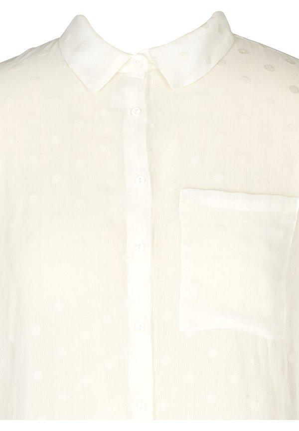 Zizzi Bluzka - off-white/mleczny UYOC
