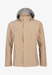 Mammut - TROVAT - Hardshell jacket - brown - 8