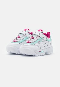 Fila - DISRUPTOR INFANTS - Trainers - white - 1