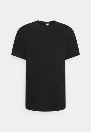 UNI - Basic T-shirt - black